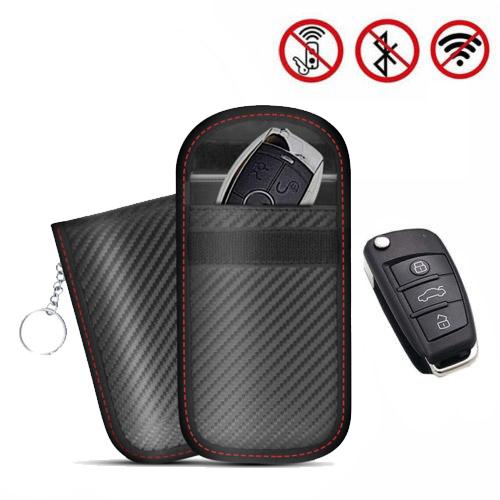RFID antidiefstal autosleutel bescherm etui - Signaal Blocker