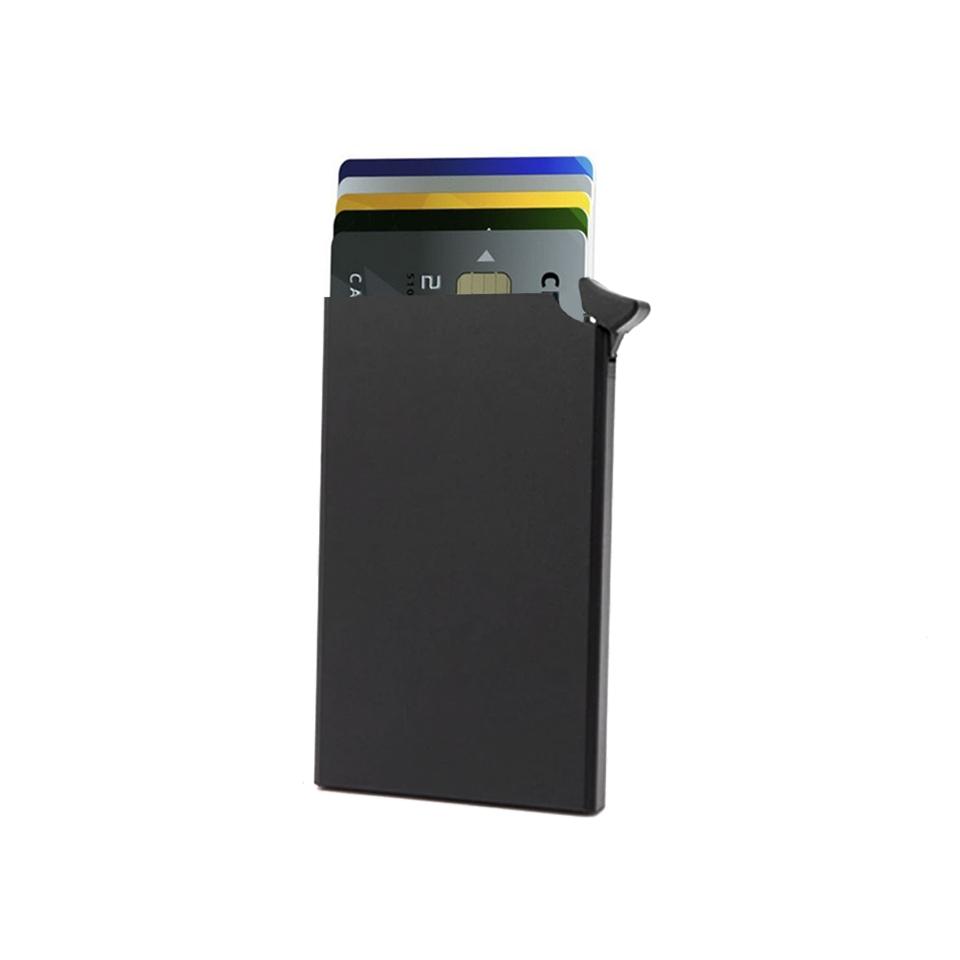 RFID veilig Aluminium Pasjeshouder - Anti Skim Pasjeshouder