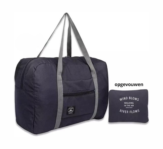 Opvouwbare Reistas - Weekend Bag - Organizer